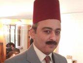 أحمد عزمى فى شخصية عبد الرحمن السندى بمسلسل الجماعة 2