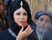 """سوزان نجم الدين فى مسلسل """"قضاة عظماء"""""""