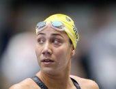 فريدة عثمان ثالث أسرع سباحة فى التاريخ