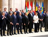زعماء بالاتحاد الأوروبى - أرشيفية