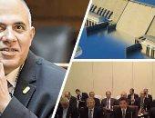اجتماعات دول حوض النيل ووزير الرى دكتور محمد عبد العاطى