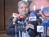 السيناريست سيد فؤاد رئيس مهرجان الاقصر للسينما الافريقية