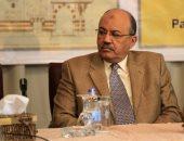 المهندس محمود حجازى رئيس القابضة للتشييد