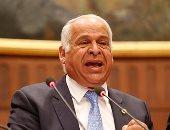 النائب فرج عامر رئيس لجنة الشباب بالبرلمان