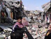 جانب من العنف فى الموصل _ صورة أرشيفية