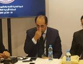 السفير حاسم زكى - الوفد الإعلامى