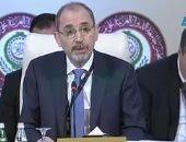 أيمن الصفدى وزير الخارجية الأردنى