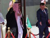 خادم الحرمين الشريفين الملك سلمان ونظيره الأردنى