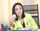 مايا مارسى رئيسة المجلس القومى للمرأة
