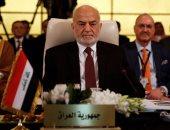 وزير الخارجية العراقى الدكتور إبراهيم الجعفرى