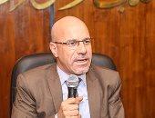 محمود الضبع رئيس دار الكتب السابق