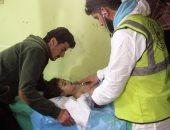 هجوم فى إدلب -  أرشيفية