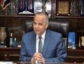 اللواء محمود عشماوى محافظ القليوبيه