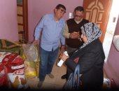 المهندسة عايدة ماضي رئيس مركز ومدينة الحامول بكفر الشيخ