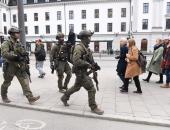 الشرطة السويدية- أرشيفية