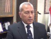 اللواء أحمد حامد محافظ السويس
