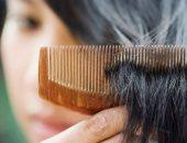فك تشابك الشعر - أرشيفية