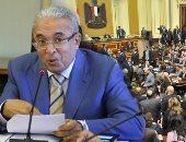 النائب ياسر عمر عضو مجلس النواب