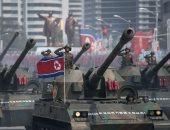 مدفعية كوريا الشمالية