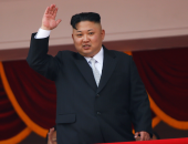 الزعيم الكوري الشمالي كيم كونج أون