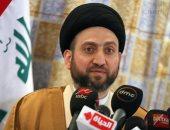 رئيس تيار الحكمة العراقى عمار الحكيم