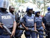الشرطة فى رواندا تواجه حركات التمرد