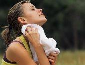 6 حيل بسيطة لإيقاف التعرق فى الطقس الحار