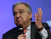 أمين عام الأمم المتحدة انطونيو جوتيريتش