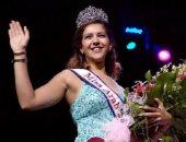 ميندى محمد المصرية الوحيدة المتوجة بلقب ملكة جمال العرب