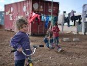 مخيمات لاجئين - أرشيفية