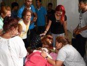 حزن أسرة الطفل الرضيع بتايلاند