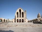 الكاتدرائية المرقسية بالعباسية - أرشيفية