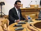 الدكتور حاتم ربيع الأمين العام للمجلس الأعلى للثقافة