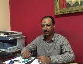 عبد العليم الفايد صاحب مكتب تسويق عقارى بمدينة العبور