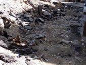 أعمال حفر بالشارع