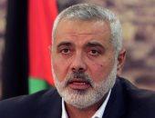 القيادى الفلسطينى إسماعيل هنيه رئيس حركة حماس