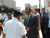جولة اللواء مصطفى النمر مدير أمن الأسكندرية