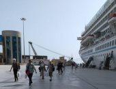 ميناء الغردقة - أرشيفية