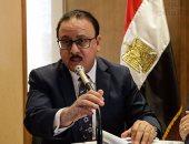 وزير الاتصالات ياسر القاضى