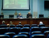 لقاء لجنة الزراعة بمجلس النواب بمزارعى النوبارية وشركات استصلاح الأراضى