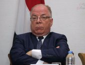 حلمى النمنم وزير الثقافة