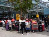 مطار ادنبره - صورة أرشيفية