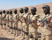جنود مصريون - صورة أرشيفية