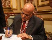 النائب فايز بركات عضو لجنة التعليم بمجلس النواب