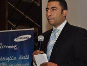 المهندس شريف بركات المدير التجارى لسامسونج مصر