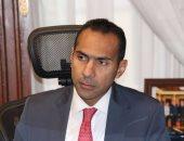 عاكف مغربى نائب رئيس مجلس إدارة بنك مصر