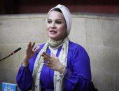 الكاتبه ماجدة إبراهيم