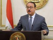 ياسر القاضى وزير الاتصالات وتكنولوجيا المعلومات