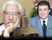 حسين زين رئيس الوطنية للإعلام و مكرم محمد أحمد رئيس المجلس الأعلى للإعلام
