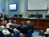 لقاء لجنة الزراعة بمجلس النواب